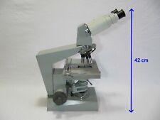 Zeiss Jena ERGAVAL Binokular Routine Arzt Forschungs Mikroskop Stereomikroskop