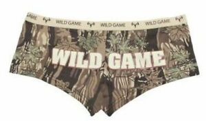 New Womens CAMO WILD GAME BOOTY SHORTS Hunting Clothes Gear Rothco 3485 XS
