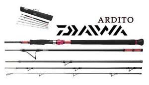 Daiwa Ardito TR 11' MedHvy Fast Action 5-Piece Travel Spinning Rod ARDT1105MHFS
