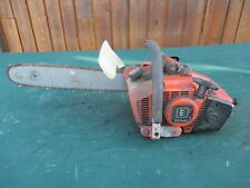 "Vintage ECHO 351VL Chainsaw Chain Saw with 12"" Bar"