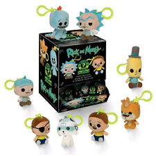 Rick and Morty Plush Bag Clip Mystery Minis Blind Bag - Set of 18 NEW Funko