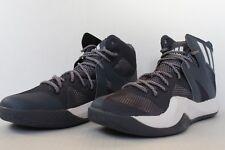 lowest price 922b2 38b71 Adidas Crazy Bounce Basketball Shoes Sz 8.5 8 12 B72765 OnixWhite