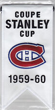 2008-09 UPPER DECK UD CENTENNIAL COUPE STANLEY CUP 1959-60 BANNER 08-09