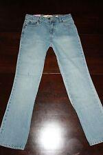 NEW W Tag Women Junior Teen Girls Distressed Denim Lowrise Jeans Pant 12 Reg