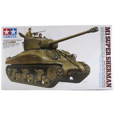 TAMIYA M1 Super Sherman Tank Model Set (échelle 1:35) - 35322-New