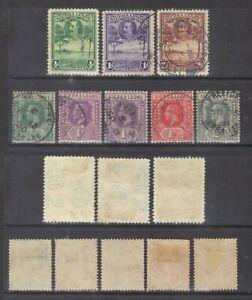 Sierra Leone 1912-32 KGV.