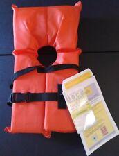 Stearns (1) CHIlD Type II PFD SeriI Life Jacket New