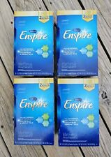 4 (30 oz) Boxes Enfamil Enspire with Lactoferrin (8) 15 oz Powder Pouches