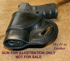 Gary Cs Leather Avenger Left Hand Owb Holster Fits Glock G19 G23 G32 G45