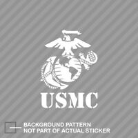 USMC EGA Sticker Die Cut Decal Vinyl marines marine corps earth globe anchor