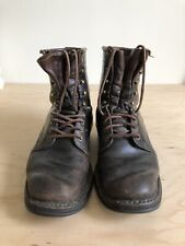 Whites Packer Boots 10D