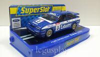 Slot SCX Scalextric Superslot H3867 Ford Sierra RS500 1990 Esso RAC BTCC Season