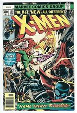 The X-Men #105 (Jun 1977, Marvel) Great cover, higher grade. Take a look.
