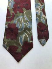 Andrianno Vintage Floral Fashion Men's Tie Necktie Tie's