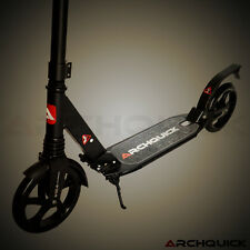 Delux Scooter Archquick Push Scooter City Commuter wheel With Suspension Adult