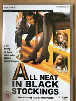 All Neat in Black Stockings DVD 1969 British Cult Movie Classic w/ Susan George
