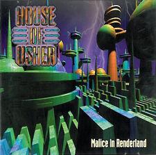 House Of Usher - Malice In Renderland EP