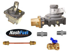 Tank Pressure Regulator Imp52 Demand Governor Propane Gas 35kw Generator Twin
