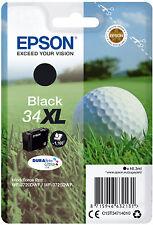 Cartucho tinta Epson T3471 negro XL