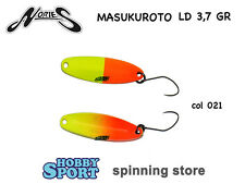 MASUKUROTO LD NORIES GRAMMI 3,7 COLORE 021 SPOON AREA TROUT SPINNING