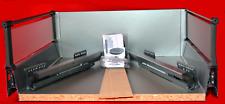 DBT Pan Soft Close Acrylic Sided Kitchen Drawer - 450mm D x 224mm H x 600mm W