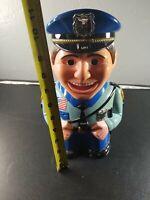 "The Original ""Cookie Cop"" Cookie Jar by Fun-Damental Ltd. 2001-Works"