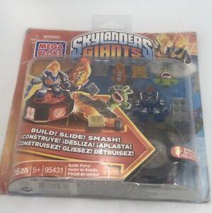 Skylanders Giants Mega Bloks Battle Portal Ignitor 16 Pieces Activision 2012