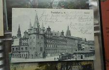 Vor 1914 Kolorierte-Karte-Normalformat Ansichtskarten aus Deutschland für Burg & Schloss