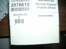 Polaris Steering Wheel Adapter Kit- Hub Part # 2876619