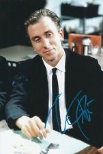 TIM ROTH signed Autogramm 20x30cm RESERVOIR DOGS In Person autograph TARANTINO