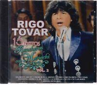 NEW- Rigo Tovar 15 Exitos Rancheros Con Mariachi 602517771499 SHIPS NOW!