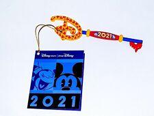 Disney 2021 Special Edition Year Celebration Key Mickey Ne