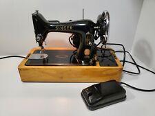 Vintage Singer 99K Vintage Electric Semi Industrial Sewing Machine