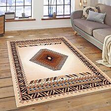 Rugs Area Rugs Carpets 8x10 Rug Modern Southwestern Large Floor 5x7 Beige Rugs ~
