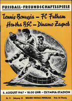 Hooligan Ultras Wimpel Dinamo Zagreb 1986 BadBlueBoys Kroatien Croatia Hrvatska