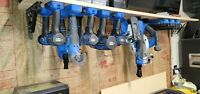 Kobalt 24v MAX Tool mount /battery holder / Latching Non latching / adapter