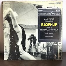Blow Up Soundtrack by Herbie Hancock 1966 Vinyl MGM Records 1st Press