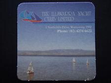 THE ILLAWARRA YACHT CLUB LIMITED 1 NORTHCLIFFE DRV WARRAWONG 02 42746622 COASTER