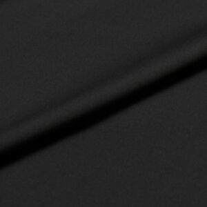Pure black wool worsted fabric good for trousers 95% wool and 5% viscose,WF172