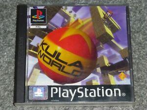 Kula World for Sony PlayStation PS1