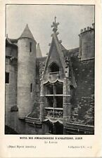 CPA  Dijon - Hotel des Ambassadeurs d'Angleterre - Le Louvre  (634036)