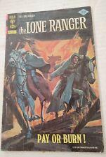 The Lone Ranger Gold Key Comic Book December 1976  No.27