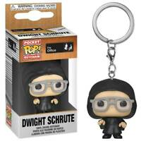 Dwight Schrute as Dark Lord Official the Office Pocket Funko Pop Vinyl Keychain