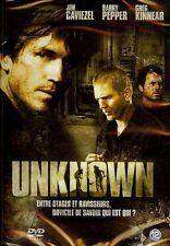 UNKNOWN / JIM CAVIEZEL - GREG KINNEART /*/ DVD NEUF/CELLO
