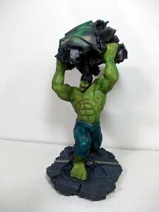 "Kotobukiya The Incredible Hulk  Fine Art Statue 13"" 33cm LE 67/3000 MIB"