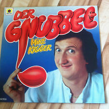 MIKE KRÜGER - Der Gnubbel - LP 1981