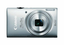 Canon PowerShot ELPH 130 IS / IXUS 140 16.0MP Digital Camera - Silver