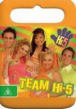 Hi-5 Team Hi-5 (DVD, 2007)