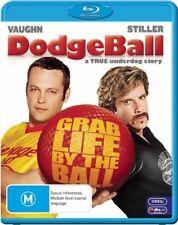 Dodgeball (Blu-ray, MA15+, 2004) Vince Vaughn LIKE NEW FREE POST
