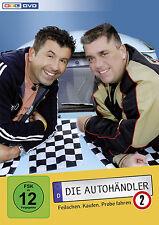 DVD * DIE AUTOHÄNDLER - BEST OF 2 # NEU OVP